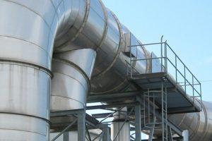 Massenfluss Feuchtemessung in der Zement Industrie | InduTech instruments GmbH