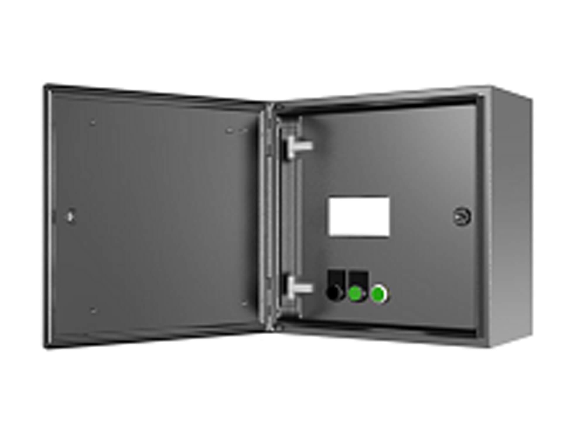 PMD2500® - Präzisions Mikrowellengerät - zur Prozesskontrolle in der industriellen Feuchtemessung | InduTech instruments GmbH